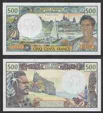 FRENCH PACIFIC TERRITORIES - 500 Francs 1992 UNC  Pick 1b