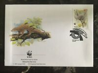 1995 Macau First Day Cover FDC World Wide Fund For Nature