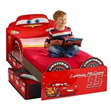 Disney Fabric Beds with Mattresses for Children