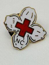 American Red Cross ARC NC NORTH CAROLINA Pin Bin 9/21
