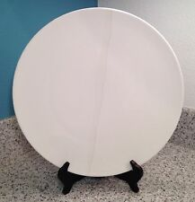 """VILLEROY & BOCH Luxembourg DUNE LINES Pattern 12 1/2"""" SERVICE / CHARGER PLATE"""