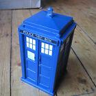 Dr Who 9th Doctor Eccleston + Rose Talking Light + Sound Tardis Money Box