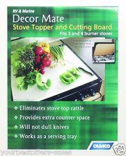 Camco 43707 Stove Topper RV Kitchen Accessories RV Equipment White Cutting Board