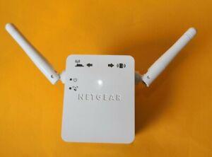 Netgear Universal Wifi Range Signal Extender Model No. WN3000RPv3 *Tested & VGC*