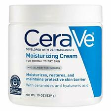 CeraVe Moisturizing Cream for Dry Skin, 19 oz.