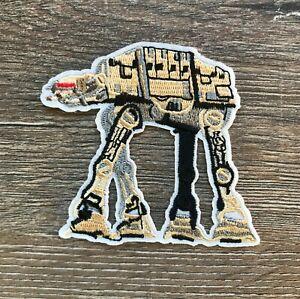 Star Wars AT-AT Patch Aufnäher Bügelbild Movie Film Imperium Stormtrooper
