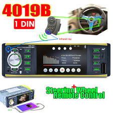 "4.1"" HD Autoradio Stereo 1 DIN Car Bluetooth MP5 Player Android FM AUX USB/TF IT"