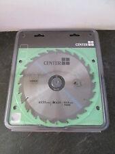 Tungsten Carbide Mitre saw blade dewalt 235mm Bore 30mm Number Of Teeth 24
