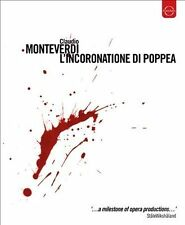 Coronation of Poppea [Blu-ray], New DVDs