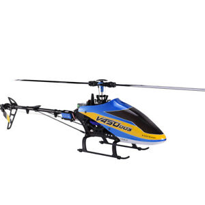 Walkera V450D03 6CH 6-Axis Stabilization System Single Blade Helicopter+BS Plug