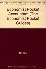"""""""Economist"""" Pocket Accountant (""""The Economist"""" Pocket Guides)-NOBES"""