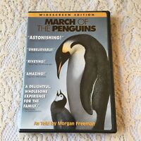 March of the Penguins  DVD  2005  Widescreen