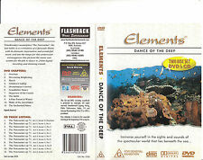 Elements-Dance of The Deep-[Two Disc Set DVD+CD]-Nature-DVD