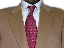$2750 Mint Belvest Alex Mocciola Collection 100% Cashmere Sport Coat 44 B073