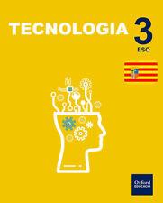 (ARG).(15).TECNOLOGIA 3ºESO (INICIA) *ARAGON*. ENVÍO URGENTE (ESPAÑA)