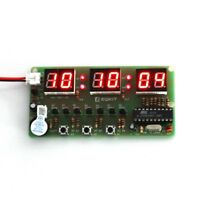 DIY Kits C51 6 Bits Digital Electronic Clock Electronic Production Suite