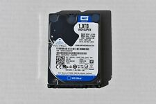 """WD Caviar Blue 1TB 2.5"""" hard disk drive (WD10JPVX) - used, good condition"""