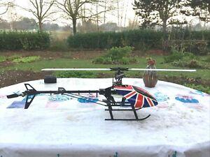 kit d'hélicoptère 450 sans partie électroniques à assembler Trex 450 T-rex 450