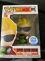 Funko Pop Limited Super Saiyan Gohan with Sunglasses Dragon Ball Z #889