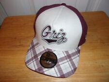 Montana Grizzlies Hat Cap NWT Free Shipping!