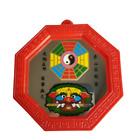 2 Pcs Octagonal Yin Yang Mirror Tiger Sword 8 Direction Talisman Fortune Wealthy
