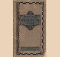Wedgwood Fairyland Lustre Daisy Makeig Jones PDF 1921 book.