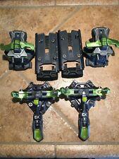 New listing G3 Zed12 Alpine Ski Touring Bindings 30mm BSL Adjustment Gapless (Gray/Green)