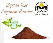 Syrian Rue,rue ground Powder,peganum harmala,steppenraute,gemahlen,200g /7,05oz