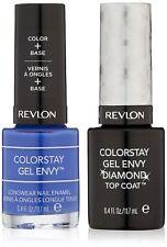 Revlon ColorStay Gel Envy Value Packs, Wild Card + Top Coat.