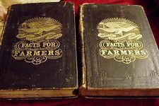 Farmer Farm Ranch Almanac Manual 4 H Poultry Dairy Plants Harvest Rural Family