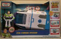 Disney Pixar Toy Story Star Command Transforming Spaceship Buzz Lightyear 2018