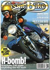January Classic Bike Transportation Magazines