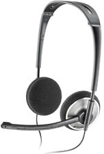 Plantronics .Audio 478 Replaced by Blackwire 5220 Stereo Corded Headset 81962-21