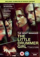 The Little Drummer Girl DVD (2019) Florence Pugh, Park (DIR) cert 15 2,4 discs