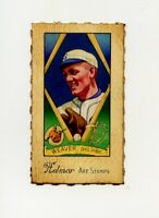 RARE HELMAR Baseball Card: #378 BUCK WEAVER Chicago Black Sox SCARCE