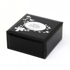 Unbranded Glass Modern Jewellery Boxes