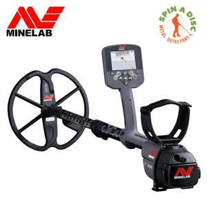Minelab CTX3030 Handheld Waterproof Metal Detector standard package