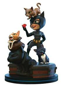 Quantum Mechanix Catwoman Q-Fig Elite Figure