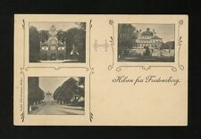 Pre - 1914 Collectable Danish Postcards