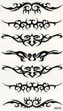 Einmal-Tattoo Temporary Tattoo  wasserdicht HM395 Neu