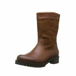 Aigle LIERZON size UK7.5 / EU41 women's leather boots made in Portugal £190 RRP