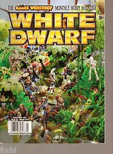 White Dwarf 304 Index Xenos Eldar of Galactic South, LOTR Shirefolk Hobbit Stats