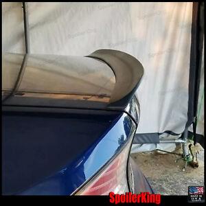 SPK 284G Fits: Subaru Legacy 2005-09 Rear Trunk Lip Spoiler (Duckbill Wing)