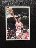 MICHAEL JORDAN AUTO SILVER SIGNATURE Basketball Card UD COLLECTOR's CHOICE BULLS