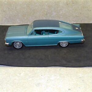 Vintage 1965 AMC Rambler Marlin, Dealer Promo Car, Friction