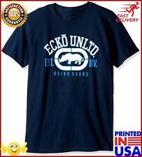 Ecko Unltd Mens The Rhino Remains Short Sleeve Printed Tshirt
