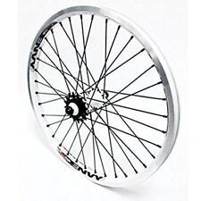 Free Agent Race/FS Sun Envy BMX Rear Wheel White Bike