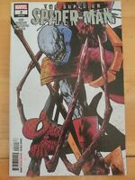 ⭐️ The SUPERIOR SPIDER-MAN #2a (lgy 35) (2019 MARVEL Comics) VF/NM Book