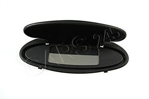Genuine PORSCHE Boxster Sun Visor Mirror Housing 9867319010101C