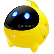 USB Wired Sound Audio Home Stereo Music Computer Speaker Loudspeaker Yellow